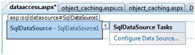 Configure Data Source