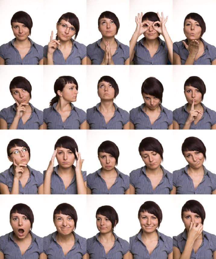 Body Language - Expressions - Tutorialspoint
