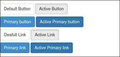 Button Active State Demo