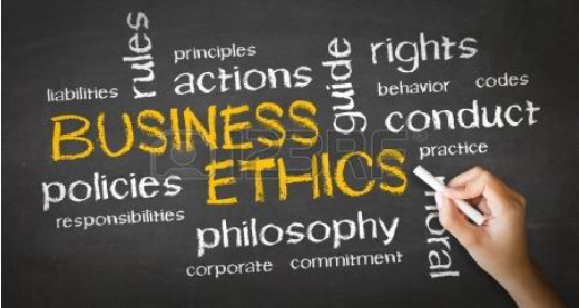 following proper business ethics at work Surveillance and sanctioning systems won't work by themselves to improve the ethics of we presented the following of business ethics and the research.