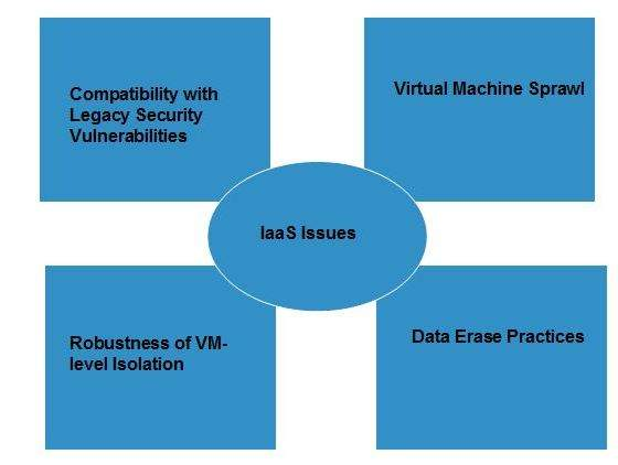 Cloud Computing IaaS Issues