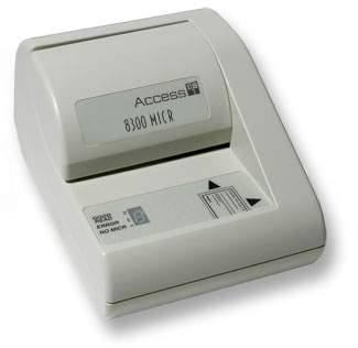 Magnetic Ink Card Reader(MICR)