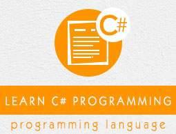 C Language Logo 4. C# - Program...