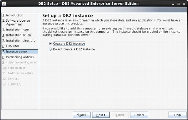 DB2 Instance