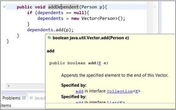 Java Documentation