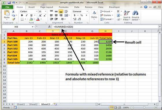 Excel references absolute relative dating 10