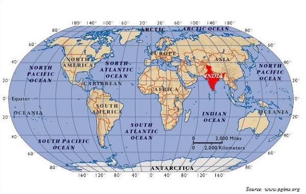 Geography Quick Guide