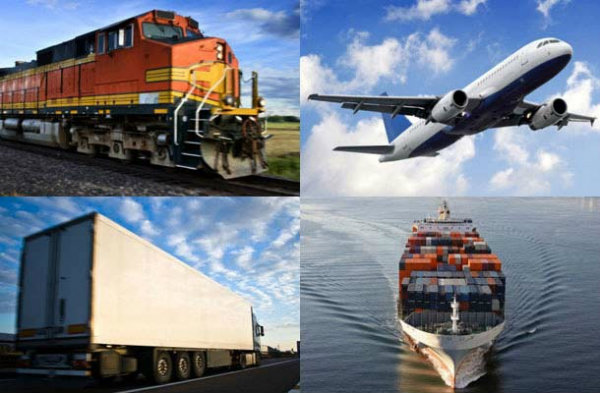 rail and road tratsportation Sometimes road transport is the only way for carrying goods and people to and from rural areas which are not catered to by rail, water or air transport delivery of goods between cities, towns and small villages is made possible only through road transport.