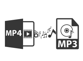 Convert MP4 to MP3 Files