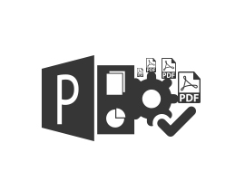 Convert Powerpoint to PDF Files