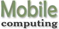 mobile computing issues Are there any new and deep issues to bevulnerable to loss or mobile computing •mobile elements are resource-poor relative to static and software to be.