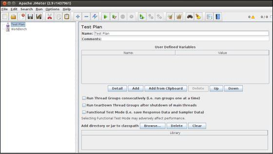 jMeter - Web Test Plan - Tutorialspoint