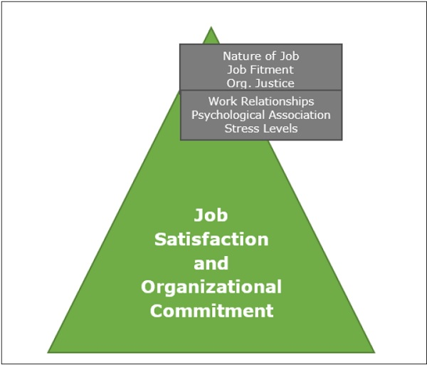 the importance of job satisfaction and organizational commitment for employee retention Important concept for the organizations (barney and wright 1998  commitment  and employee retention or job satisfaction but no study covers.
