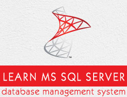 MS SQL Server Tutorial