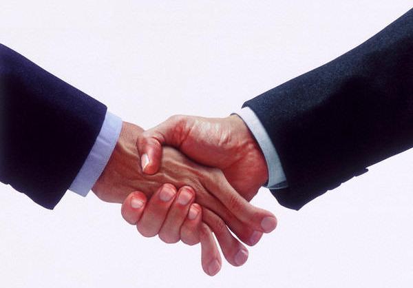 The Proper Handshake Tutorialspoint