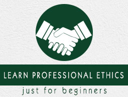 Professional Ethics Tutorial