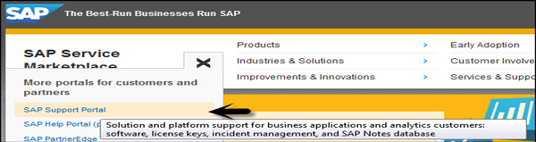 Sap oracle patch level