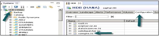 Configuring DXC Data Replication