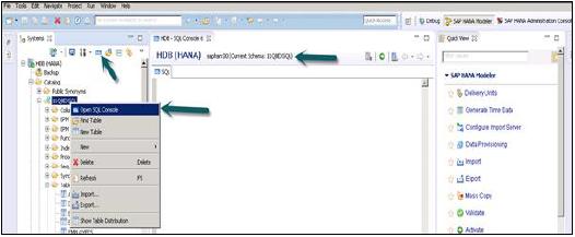 SQL Editor