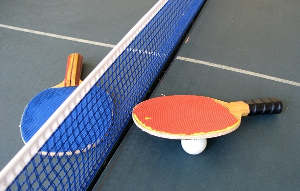 Table Tennis Quick Guide