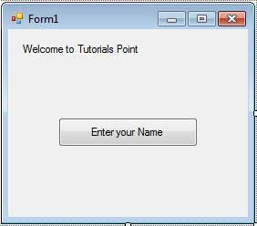 VB.Net Modal Form Example