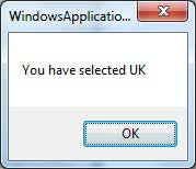 List Example Dialog Box