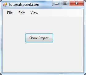 VB.Net ToolStripMenuItem Example