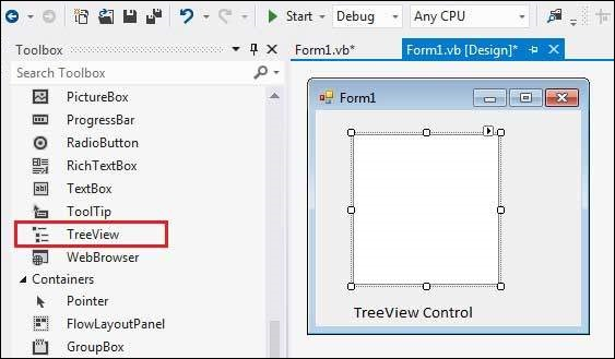 VB.Net TreeView Control