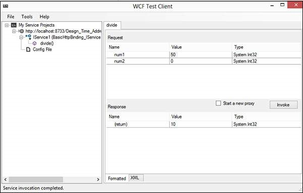 Wcf Exception Handling 6