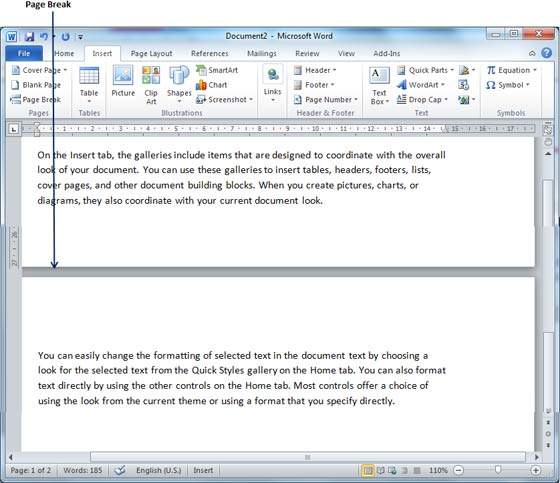 insert multiple page pdf into word