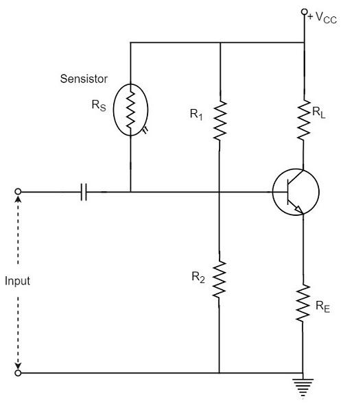Sensistor
