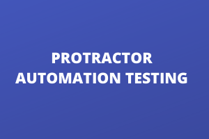 Learn Protractor Automation Testing Image