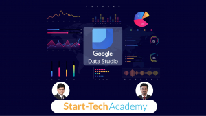 Google Data Studio A-Z for Data Visualization and Dashboards Image