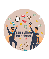B2B Selling Techniques Image