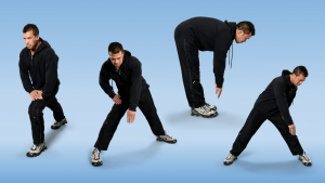 Stretching For The Inflexible - Beginner Stretching Image