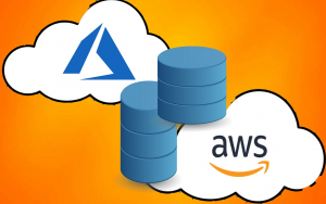 Cloud Databases on AWS and AZURE Image