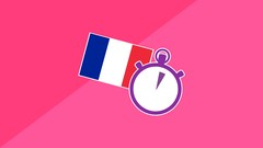 3 Minute French - Course 2 | Language lessons for beginners Image