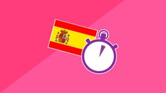 3 Minute Spanish - Course 2 | Language lessons for beginners Image