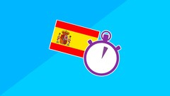 3 Minute Spanish - Course 3 | Language lessons for beginners Image