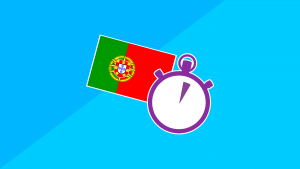 3 Minute Portuguese - Course 3   Lessons for Beginners Image