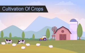 Cultivation of Crops Image