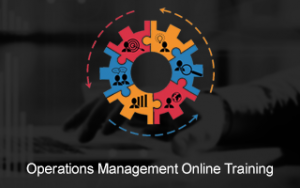 Operations Management Online Training Image
