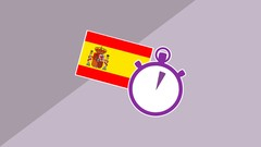 3 Minute Spanish - Course 6 | Language lessons for beginners Image