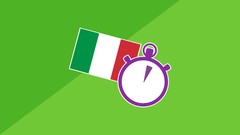 3 Minute Italian - Course 1 | Language lessons for beginners Image