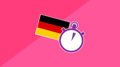 3 Minute German - Course 2 | Language lessons for beginners Image