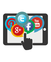 Social Media Marketing Online Training Image