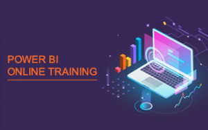 Power BI Online Training Image