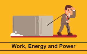 Work, Energy and Power Image