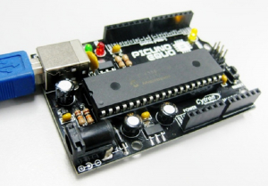 Make PIC microcontroller based Arduino Development Board Image