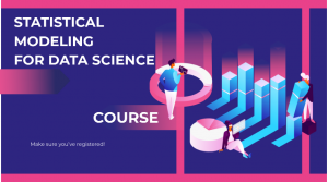 Statistical Modeling for Data science Image